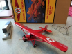 Curtiss Robin diecast coin bank