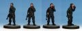 Federated Security Commander, part of the UR security team from 7TV Crooked Dice. All done in Foundr