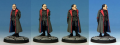 German Vampire General. Painted and based for Vlad's Army 7TV Crooked Dice.