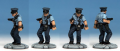 Rookie Cop, from the Kung Fu Squad: The Cops, in North Star's range for A Fistful Of Kung Fu. All do
