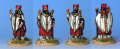 Archbishop on foot, Perry Miniatures.