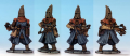 Cultist Crossbowman from Frostgrave Cultists, North Star Military Figures.