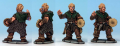 Barbarian Bard, Frostgrave Forgotten Pacts. North Star Military Figures, All done in Army Painter pa
